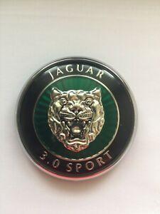 JAGUAR S TYPE 3.0 Sport BONNET  BADGE