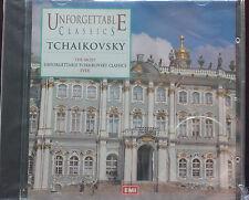 Superb Unforgettable Tchaikovsky Classics Ever New EMI Sealed MINT 15 Trks 75min
