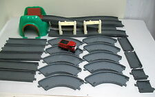 Thomas & Friends, Trackmaster, TOMY Road Track with Bridge & Risers, VGUC