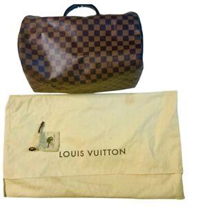 Authentic Louis Vuitton Damier Speedy35 Hand Bag Large SD4125