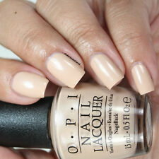 New! Opi Nail Polish Nail Lacquer in Pale To The Chief