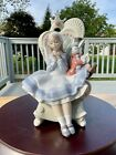 Lladro #8350 Alice In Wonderland by Francisco Polope in 2009 8.25 x 5
