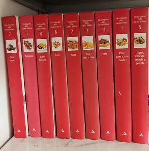 Enciclopedia della Cucina Italiana Mondadori