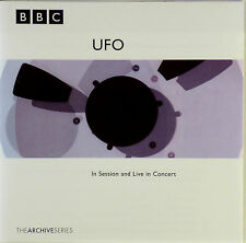 CD - UFO  - BBC  Archive Series -  Live In Concert - A 620 - RAR