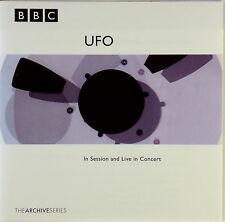 CD - UFO  - BBC  Archive Series -  Live In Concert - A 620 - RAR