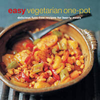 Easy Vegetarian One Pot (Cookery), Various, New