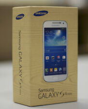 Samsung Galaxy S4 mini 8GB White Black Unlocked Smartphone BOX UP
