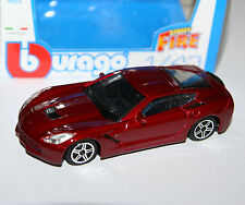 Burago - CHEVROLET CORVETTE STINGRAY (Red) - 'Street Fire' Model Scale 1:43