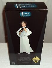 """STAR WARS SIDESHOW EXCLUSIVE PRINCESS LEIA NEW HOPE 12"""" 1/6 FIGURE HOT TOYS MISB"""