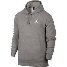 Mens Jordan Flight Fleece Pullover Hoodie 823066-063 Grey Brand New Size 2XL