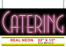 """Catering Neon Sign 