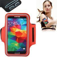 Handy Tasche Sport Armband Joggen Fitness für Samsung Galaxy S5 Neo SM-G903F TOP