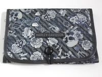 Harley Davidson Skull Totenkopf Kosmetiktasche Waschbeutel Kulturbeutel 98214