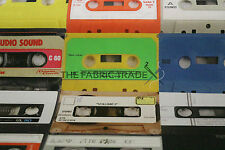 Retro Cassette Cinta De Impresión Digital Tela De Algodón De Tapicería Vestido Tela Ropa