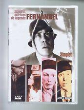SIMPLET de FERNANDEL  avec FERNANDEL / ANDREX / Colette FLEURIOT DVD Zone 2 NEUF
