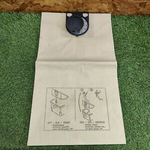 Bosch GAS 25 . Dust Bags Genuine Bag . NEW . FREE P&P 'G250