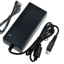 AC DC Adapter Charger Power Supply for 4Pin 12V 5V 2A LaCie 710199 Hard Dri