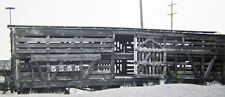 HOn3 MRGS kit# 101-6 6 PACK D&RGW 5500 narrow gauge double deck stock cars,