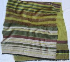 -Superbe Etole  KENZO soie et   laine  TBEG  vintage scarf  76 x 170