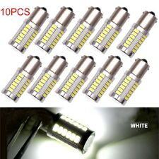 10x LED Car White Bulbs BA15S P21W 1156 Backup Reverse Light 33SMD 5630 5730 12V