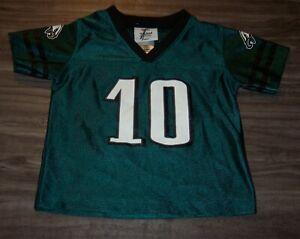 Kids PHILADELPHIA EAGLES #10 Jackson NFL FOOTBALL JERSEY TODDLER 18 Months