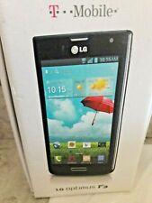 LG Optimus F3 4G LTE Mobile Phone Black , T Mobile