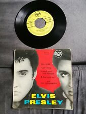 Disque 45 tours Elvis Presley With The Jordanaires - One Night - 75513