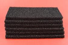 Aqua One 850 Compatible: 6 Carbon Impregnated Foam Pads Cartridge 4C