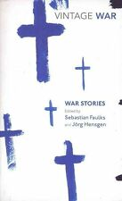 """VERY GOOD"" Faulks, Sebastian, War Stories (Vintage War), Book"