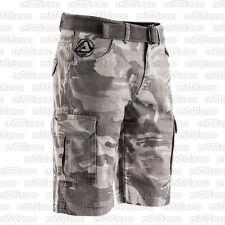 Bermuda Pantaloncini Acerbis SP Club Mimetici 100 cotone Slim Fit Uomo Tg. M