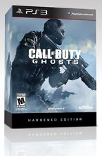 Call Of Duty: Ghosts - Hardened Edition [PlayStation 3 PS3, FPS, Collector] NEW