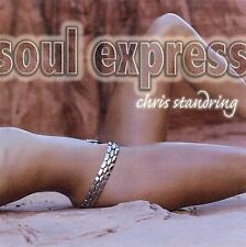CHRIS STANDRING - Soul Express (CD, 2006, V2 (USA)) EXCELLENT, MINT & VERY RARE