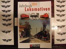 Jahrbuch 2014 Podszun Lokomotiven Br 78 Dieselloks 44er