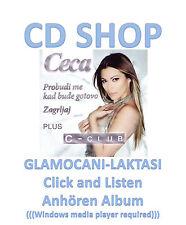 CD CECA VELICKOVIC - C - CLUB ALBUM 2012 Click and Listen, Anhören Album