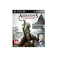 Assassin's Creed III (Sony PlayStation 3, PS3) Exclusive Edition
