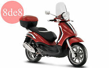 Piaggio Beverly Tourer 300 ie (2008) - Workshop Manual on CD