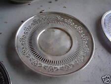 Vintage Silverplate VBC NS 2322A Platter Dish LOOK