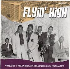 "Fantastic Arizona Soul / Blues/ Gospel/ R'N'B / Jazz CD "" Flyin' High "" 27 Wild"