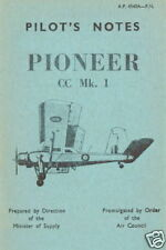 SCOTTISH AVIATION / PRESTWICK PIONEER CC Mk.1 P.N.