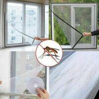 Large Window Insect Screen Mesh Net Fly Mosquito Bug Netting Moth Cover
