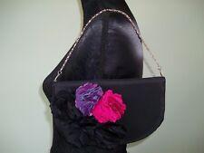 JOHN LEWIS LOVELY BLACK CLUTCH / HAND HELD EVENING BAG