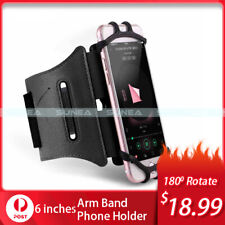 Armband Phone Holder Slim Rotating Universal Arm Strap For Running Sports iPhone