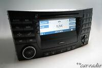 Mercedes Audio 50 APS BE6025 CD CC W211 S211 E-Klasse Navigationssystem Navi