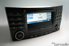 Mercedes audio 50 APS be6025 CD cc w211 s211 clase e sistema de navegación Navi