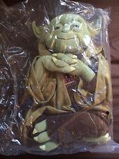 Star Wars Celebration Iii Exclusive Plush Yoda - Only 500 Lit. Ed. M.I.B.