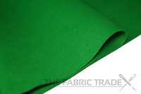 Meadow Green Craft Felt Fabric Material 100% Acrylic 1.5mm Thick 150cm Wide