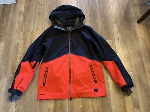 men's nike gore-tex jacket large red nike snowboard jacket goretex waterproof