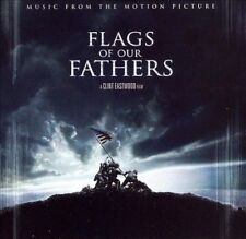 NEW FLAGS OF OUR FATHERS Music by Clint Eastwood CD