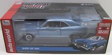 Auto World AMERICAN MUSCLE 1/18 & 1/64 1967 BUICK GS HARDTOP AMM1115