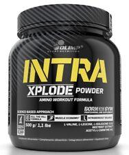 OLIMP INTRA XPLODE BCAA workout powder amino acids GRAPEFRUIT 500g BB 15/1/20